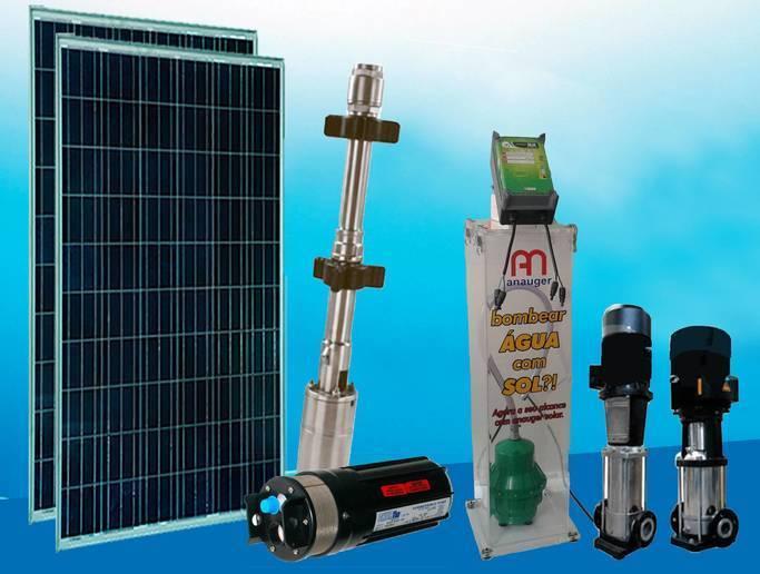 Curso de bombeamento energia solar