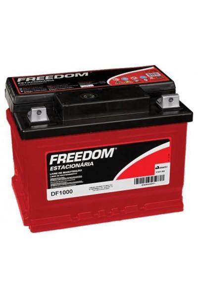 Bateria Estacionária Freedom DF1000  (70Ah / 60Ah)