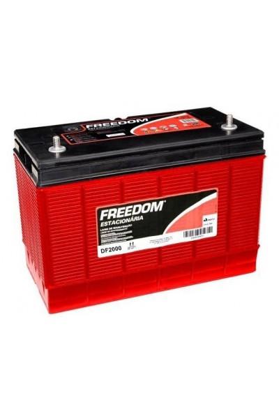 Bateria Estacionária Freedom DF2000  (115Ah / 105Ah)