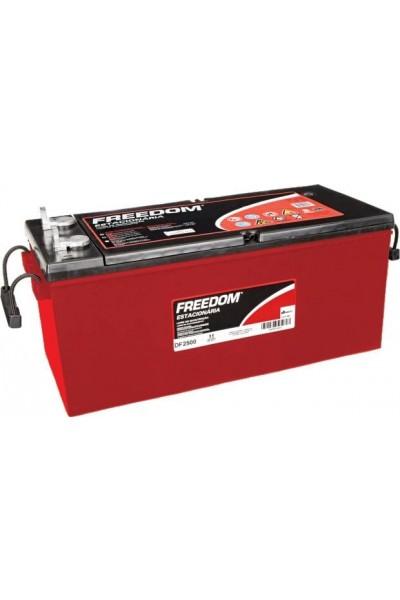 Bateria Estacionária Freedom DF2500  (165Ah / 150Ah)