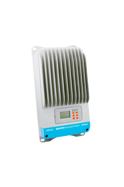 Controlador de Carga MPPT 60A 12/24/48V - Epever eTracer ET6415BND