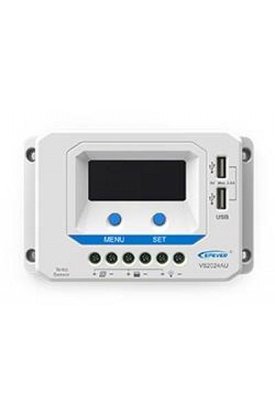 Controlador Viewstar VS3048AU com saida USB