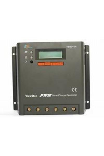 Controlador de Carga PWM 45A 12/24V - Epever Viewstar VS4548BN