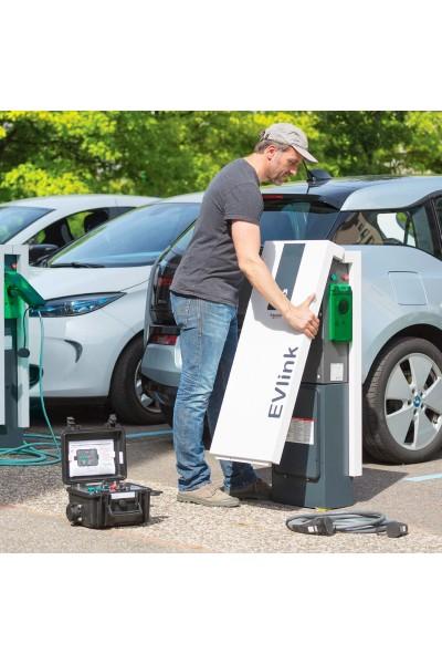 Curso Carro Eletrico Carregador de Carro Elétrico - Instalação