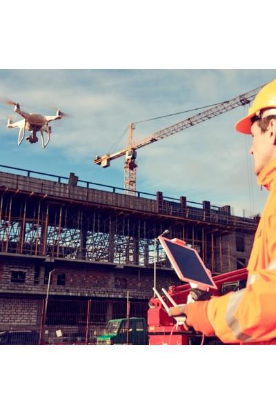 Curso de Drone para Energia Solar - Mapeamento aéreo