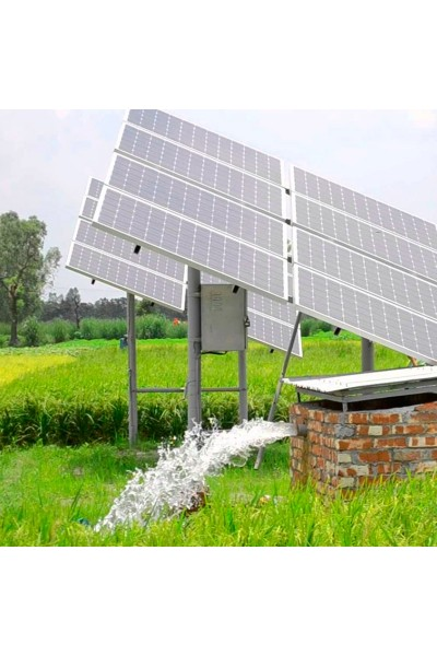Curso Bombeamento de Agua com Energia Solar