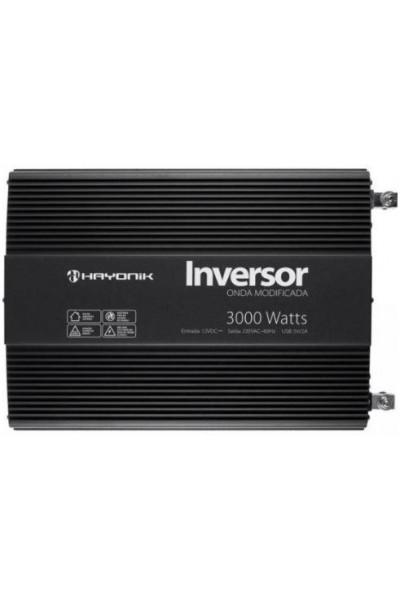 Inversor de 3000W 12/220V - Hayonik Onda Modificada