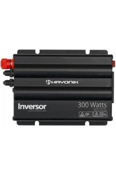 Inversor de 300W 12/220V - Hayonik Onda Modificada