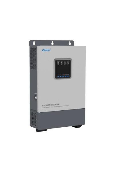 Inversor Solar Off Grid Híbrido Epever UPower-Hi UP5000 - 80A MPPT - 48/220V