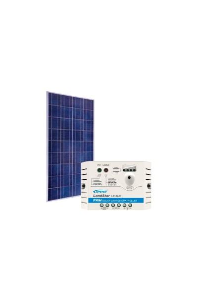 Kit Energia Solar Fotovoltaico 90Wp