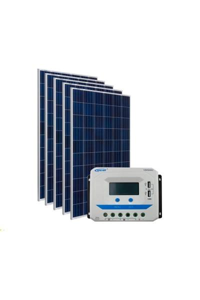 Kit Energia Solar Fovoltaica 775Wp