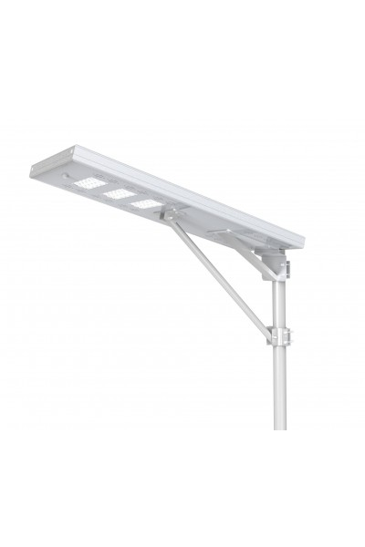 Luminária Poste Solar 80W - NeoSolar