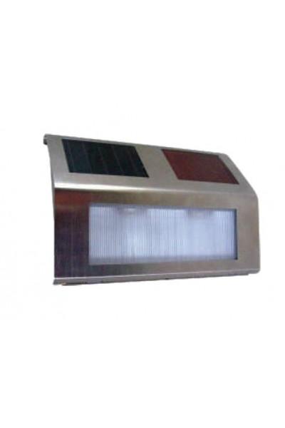Luminária Solar Step Light - 2 LED - GS010