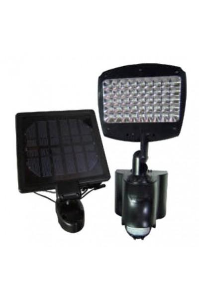 Luz de Segurança Solar 45 LED Alto Brilho - GS025