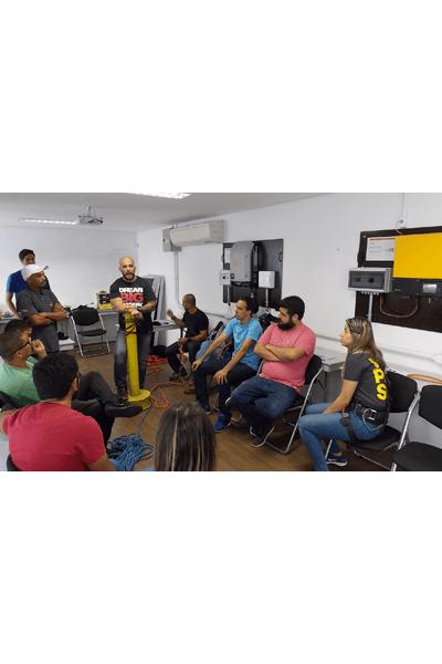 Curso Trabalho em altura: NR35 com ênfase em instalações fotovoltaicas