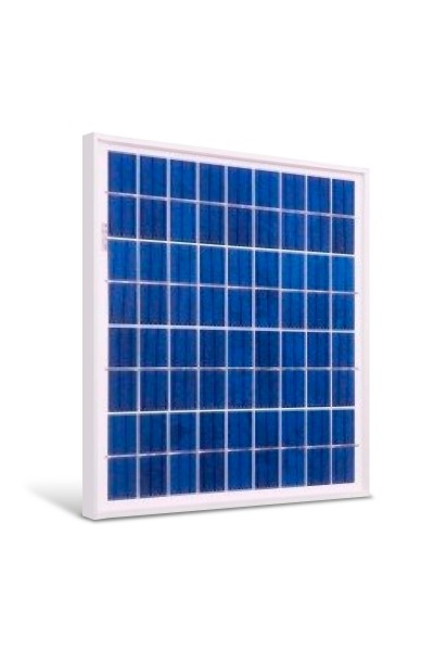 Painel Solar Fotovoltaico 10W - Sinosola SA10-36P