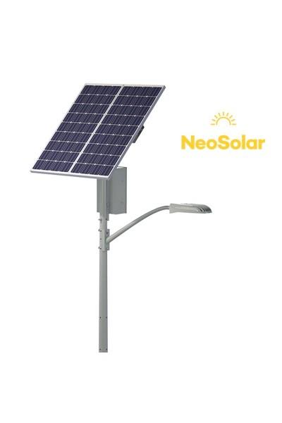 Poste Solar Fotovoltaico NeoSolar