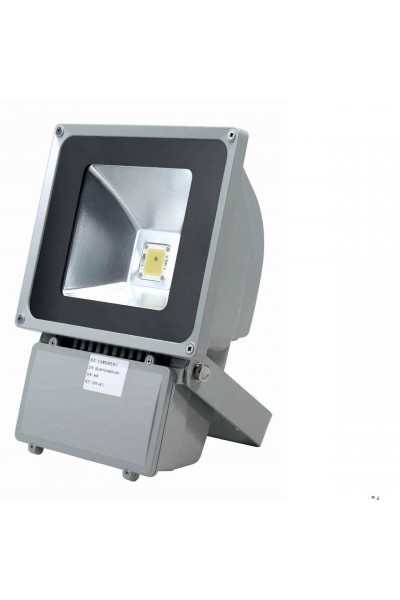 Refletor LED 100W / 160 GRAUS / BRANCO FRIO - LR100FB