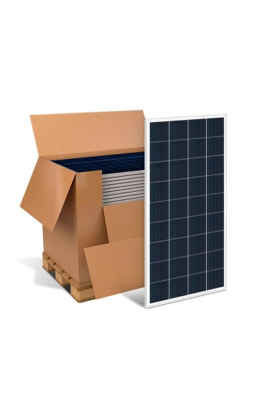 Kit com 34 Placas Solares 150 W - Resun RS6E-150P