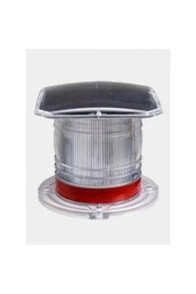 Sinalizador Solar Profissional com 10 LED Alta Intensidade - WM210