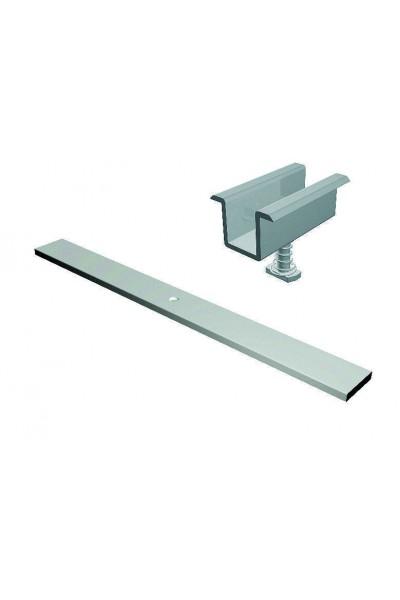 Kit de conexão de perfis Thesan Universal Medium alumínio