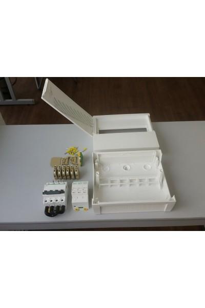 Stringbox NeoSolar - Quadro de proteção sistema energia solar