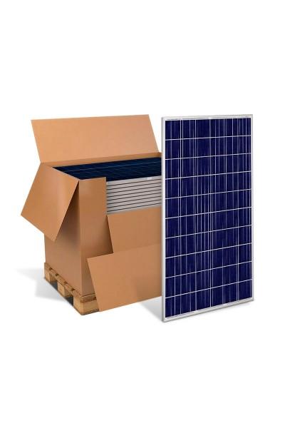 Kit com 30 Placas Solares Fotovoltaicas de 285W - Upsolar UP-M285P