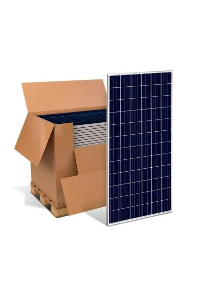 Kit Painel Solar Fotovoltaico 355W - Canadian (30 un) | NeoSolar