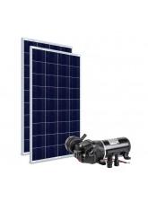 Kit Bomba Solar 12V Singflo FL-40 - até 30m ou 6.120 L/dia