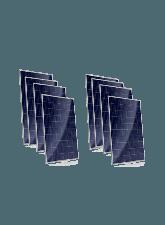 Painéis Solares Fotovoltaico Canadian CSI