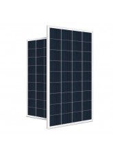 Kit com 02 Placas Solares 155W - Resun RS6E-155M