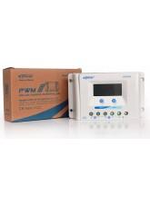 Controlador de Carga PWM 20A 12/24V - Epever Viewstar VS2024A