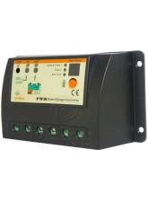 Controlador de Carga Epsolar Landstar LS1024R 10A 12/24V com timer