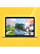 Pacote Curso Online com Certificado em Energia Solar