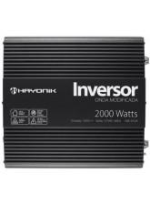 Inversor de 2000W 12/127V - Hayonik Onda Modificada