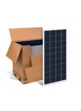Kit com 10 Placas Solares 155W - Resun RS6E-155M
