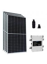Kit Gerador Energia Solar 2,20 kWp - Microinversor Deye c/ Wifi - Painel Sunova