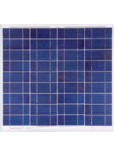 Painel Solar Fotovoltaico Yingli YL055P 17b 2/5 (55Wp)