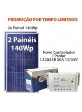 Controlador de Carga Epsolar Landstar LS2024B 20A 12/24V