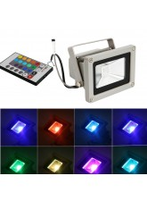 Refletor LED 10W RGB - LR10RB