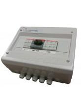 Stringbox ABB - Quadro de proteção sistema energia solar