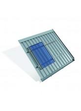 Estrutura Thesan para telhado fibrocimento 4 painéis fotovoltaicos