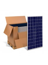 Kit com 30 Placas Solares Fotovoltaicas de 285W - Upsolar UP-M285P