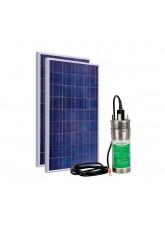 Kit Bomba Solar 24V Singflo YM2460-30 INOX - até 100m ou 4.500 L/dia