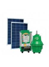 Kit Bombeamento Solar Anauger R100 - Até 4.600 L / dia (120Wp)