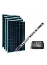 Kit Bombeamento Solar Grundfos para poço (840Wp)