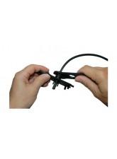 Chave de montagem para conectores MC4 fotovoltaicos (par)