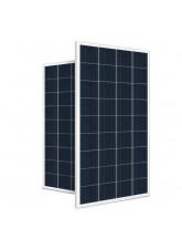 Kit com 02 Painéis Solares Fotovoltaicos 150W - Resun RS6E-150P