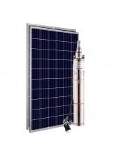 """Kit Bomba Solar Singflo 300W 3"""" 3JPB24-70 - até 70m ou 12.000 L/dia"""