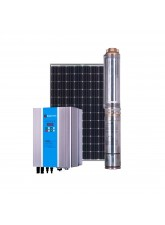 Kit Bomba Solar Solartech SPM1200H - Até 11m3/dia (1.400Wp)